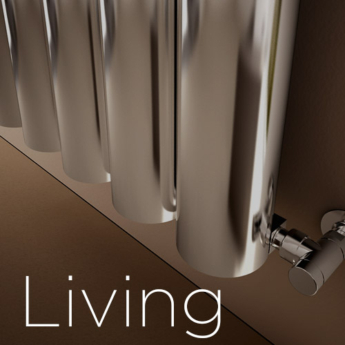 Living | radiatori decorativi artistici e di design di Ad Hoc