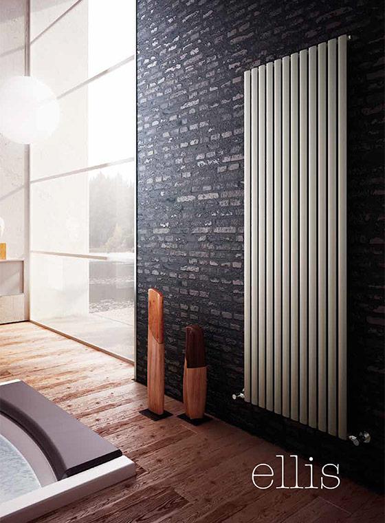 Ellis decorative design radiator
