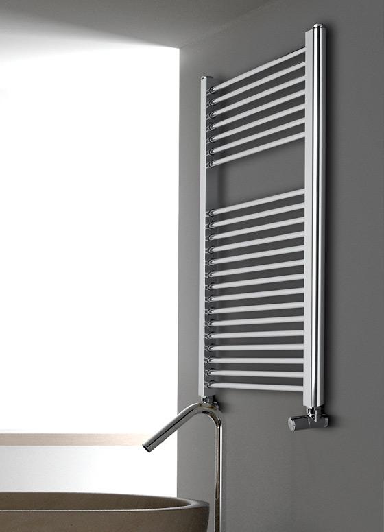 Krom towelwarmer decorative design radiator