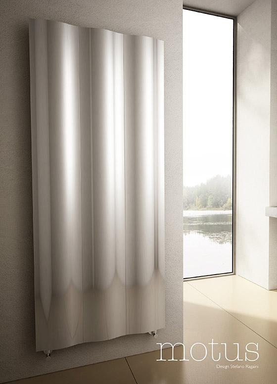 Motus decorative design radiator